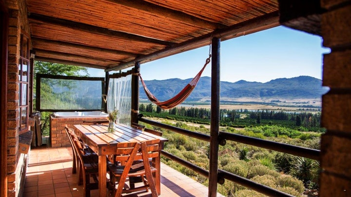 at Wolfkop Nature Reserve Mountain Cottages | TravelGround