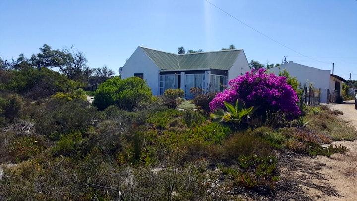 Yzerfontein Accommodation at Oom AT se Huisie | TravelGround