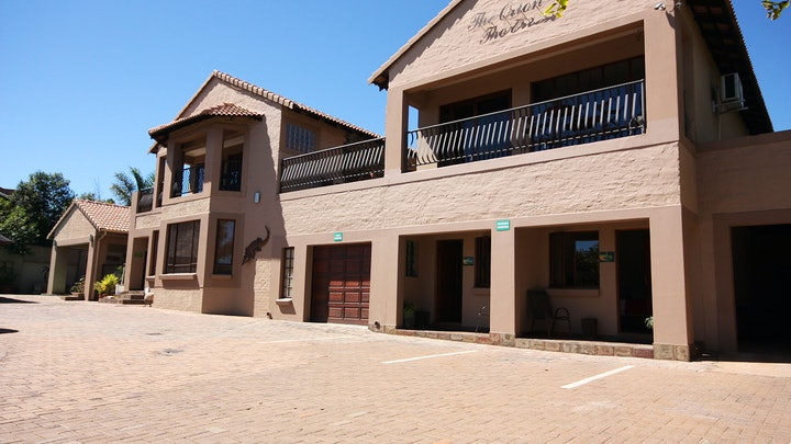 Aerorand Accommodation at The Orion Guesthouse | TravelGround