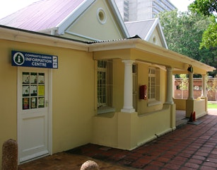 Tourist Office in the Gardens