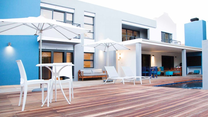 Stellenbosch Accommodation at 7 Ackermann Place Guest House | TravelGround