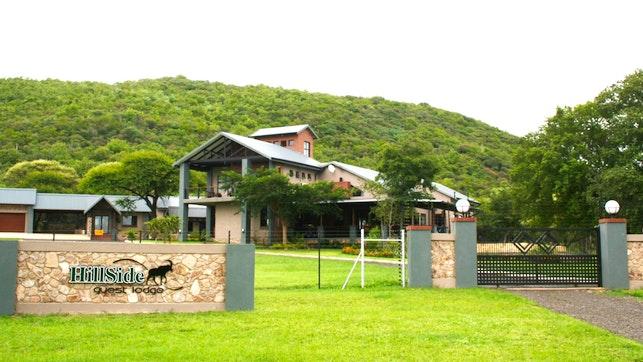 at Arotin Game Lodge   TravelGround