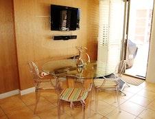 Living Area to Balcony