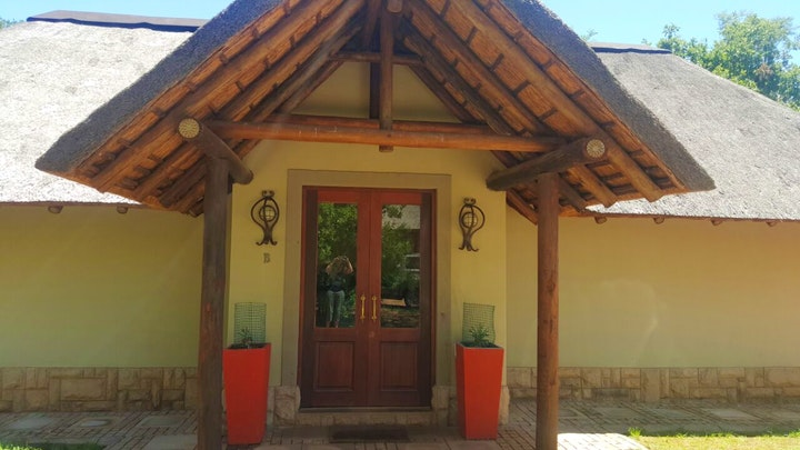 by 91 Zebula House with two chalets | LekkeSlaap