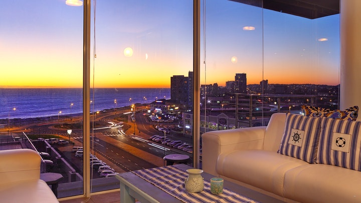 Bloubergstrand Accommodation at Horizon Bay 306 | TravelGround