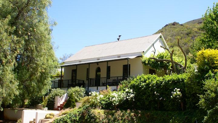 at Tierhoek Cottages   TravelGround