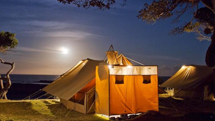 Transkei Accommodation at The Wild Coast Tented Lodge | TravelGround