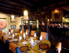 Hog Hollow dining