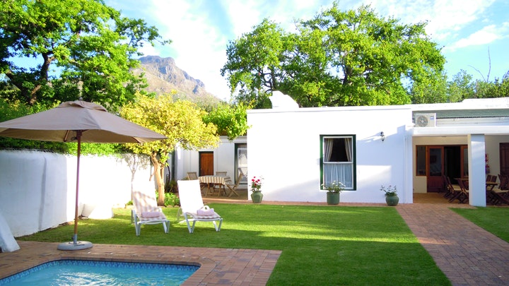 Stellenbosch Central Accommodation at Avenues Guest Lodge | TravelGround