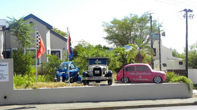 at Classic Car Guesthouse   TravelGround