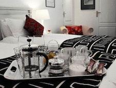 Complimentary Tea / Coffee / Hot Chocolate Tray