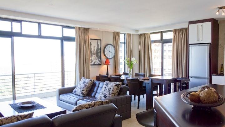 by Dockside Apartment 1202 | LekkeSlaap