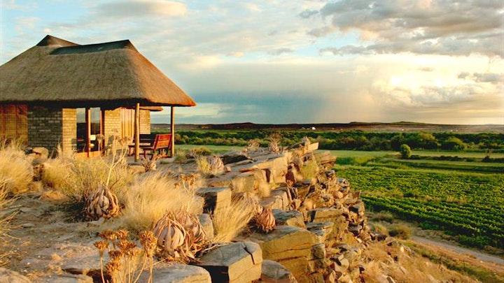 Green Kalahari Accommodation at Slypsteen Guest Farm   TravelGround