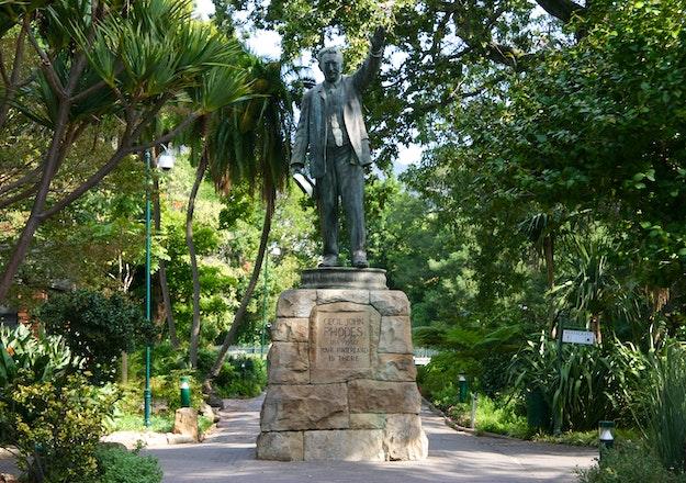 Rhodes in the Gardens