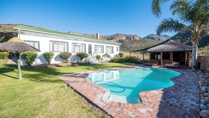 Breede River Valley Accommodation at Goedemoed Farmhouse | TravelGround
