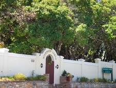 The protected Milkwood trees