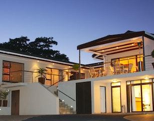 House - evening
