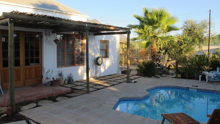 Riebeek-Kasteel Accommodation at Olyfenhuis Guest House | TravelGround
