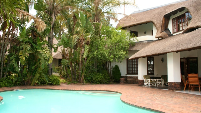 at Oaktree Lodge Guest House | TravelGround