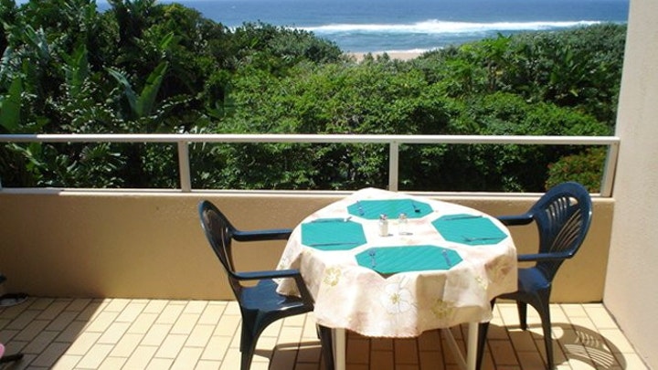 Warner Beach Accommodation at Flat 7, Ocean Breeze | TravelGround