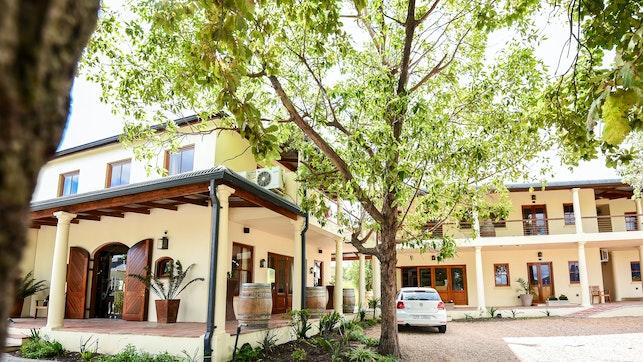 at LovanE Boutique Wine Estate & Guest House | TravelGround