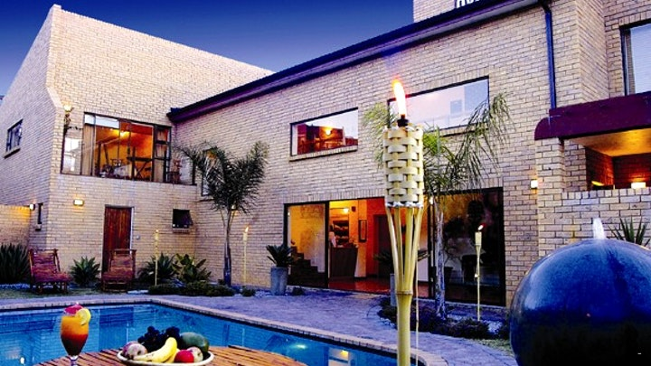 Knysna Heights Accommodation at Overmeer Guest House | TravelGround
