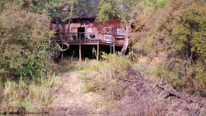 Potchefstroom Accommodation at Fish Eagle Log Cabin | TravelGround