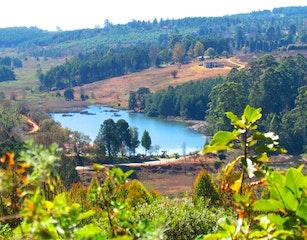 Lake opposite Stanford Lake