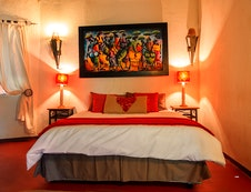 African Contemporary Double Room