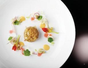 Salmon Trout dish