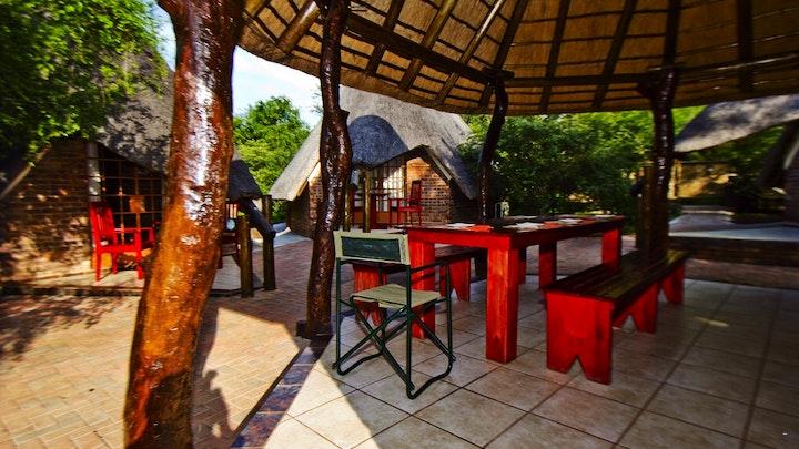 Marloth Park Accommodation at Big Tuskers Bush Camp   TravelGround