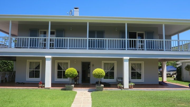 Knysna Accommodation at House in the Grove   TravelGround