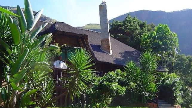 by Forest Creek Lodge & Spa   LekkeSlaap