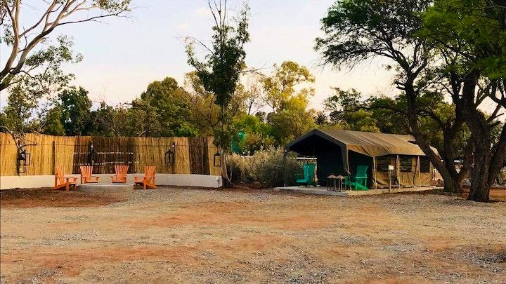 at Tented Camp Britstown | TravelGround