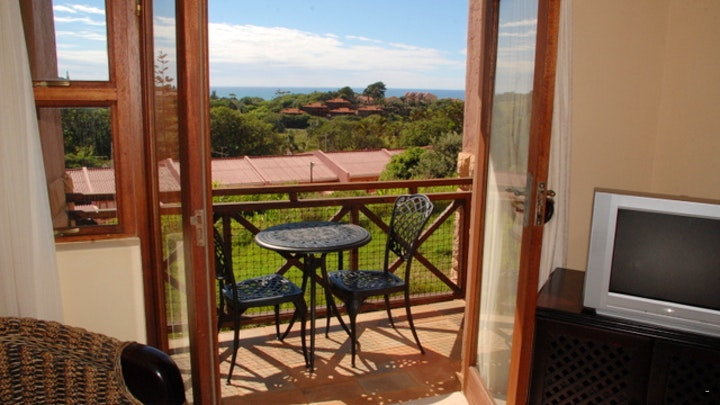 Port Edward Accommodation at Ocean View Villas Unit A09 | TravelGround