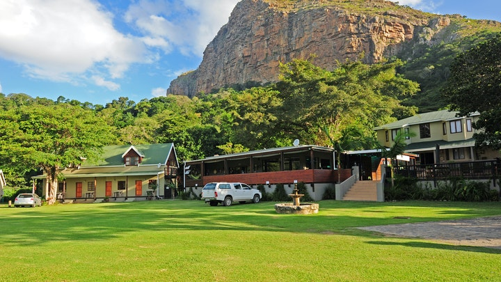Port St Johns Akkommodasie by Port St Johns River Lodge | LekkeSlaap