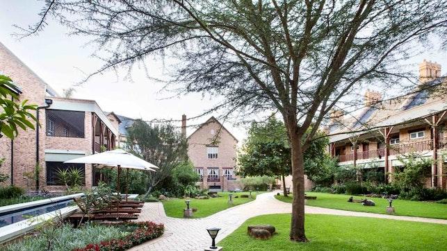 by Faircity Quatermain Hotel | LekkeSlaap
