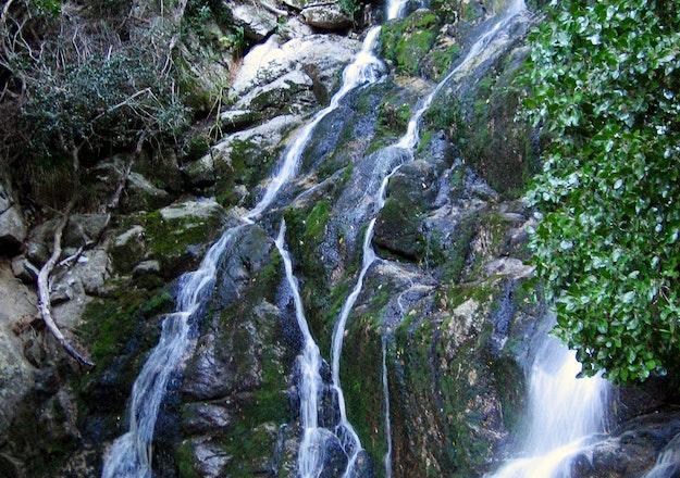 Skeleton Gorge Waterfall