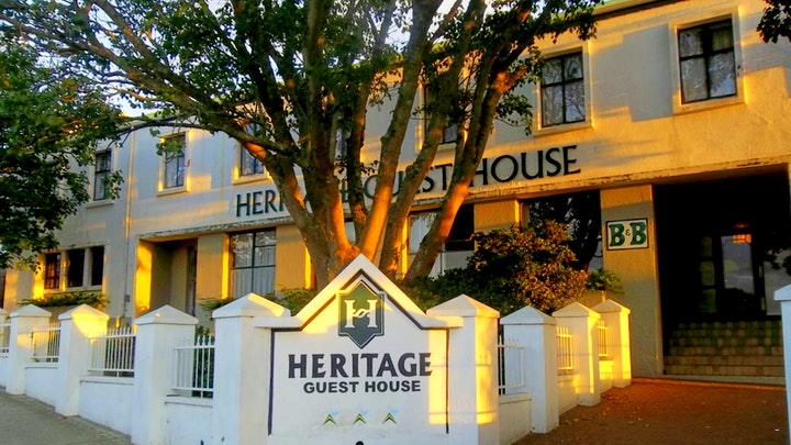 by Heritage Guest House   LekkeSlaap