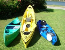 kayaks for guest use