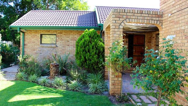 by Windmill Guest House Bloemfontein | LekkeSlaap