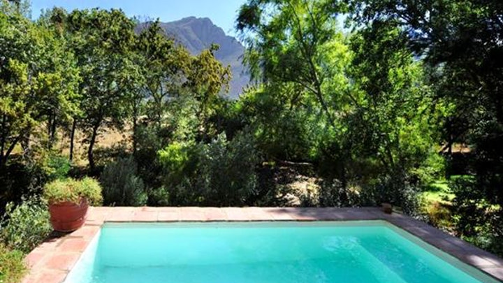 La Provence Accommodation at Little Willow Brooke - Franschhoek   TravelGround