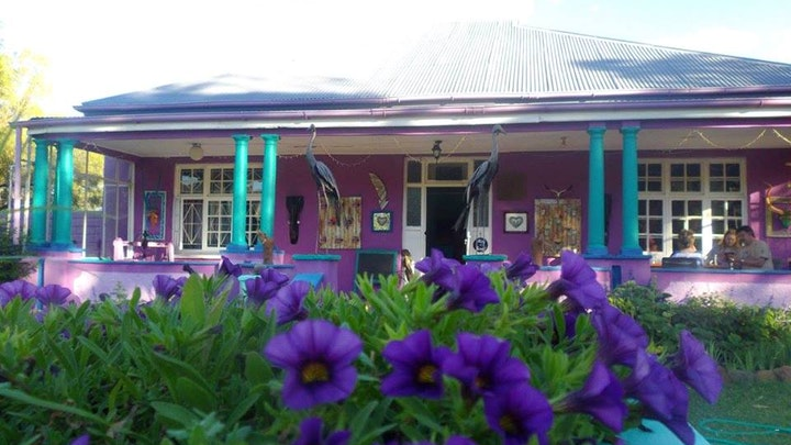 at Purple House B&B and Self catering | TravelGround