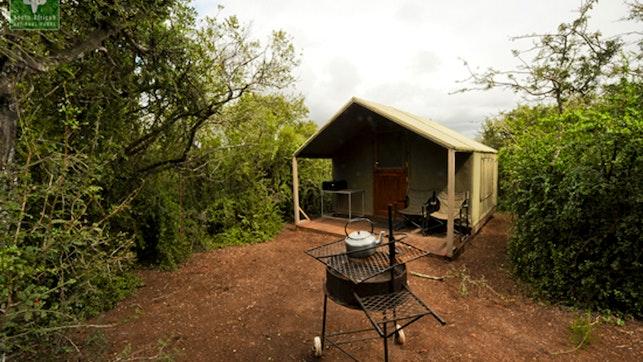 at SANParks Addo Spekboom Tented Camp | TravelGround