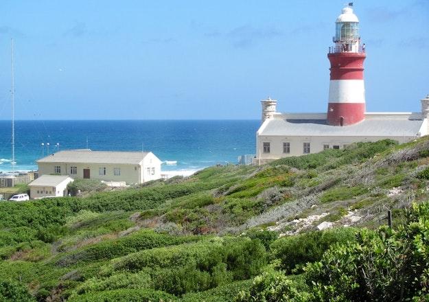 Lighthouse at Agulhas