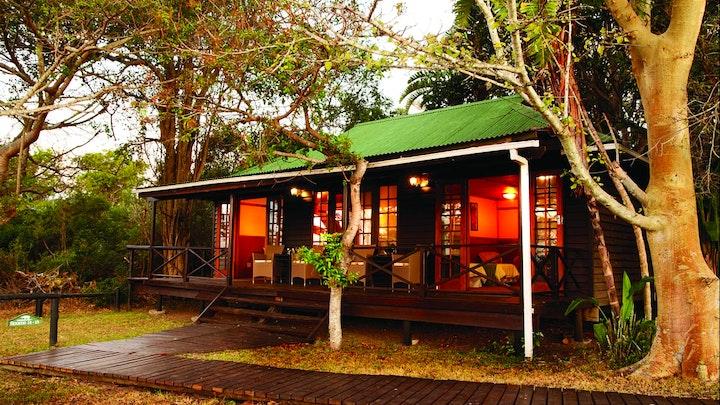 Hluhluwe Accommodation at Gooderson Bushlands Game Lodge | TravelGround