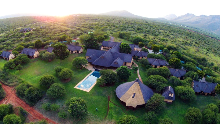 at Lapeng Guest Lodge   TravelGround