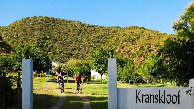 at Kranskloof Country Lodge | TravelGround