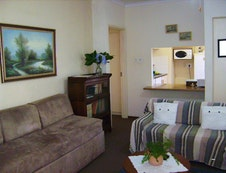 Self Catering Cottage Lounge