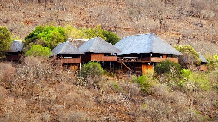 Pongolapoortdam Akkommodasie by Mvubu River Lodge | LekkeSlaap
